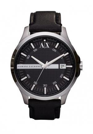 Часы Armani Exchange. Цвет: черный