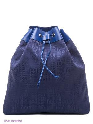 Рюкзак CERRUTI 1881. Цвет: синий