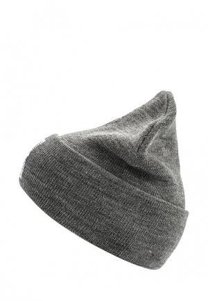 Шапка CLWR. Цвет: серый