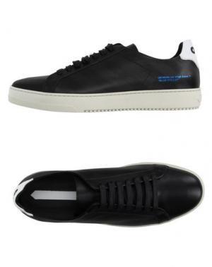 Низкие кеды и кроссовки OFF WHITE C/O VIRGIL ABLOH. Цвет: черный