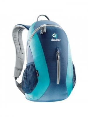 Рюкзак Deuter Daypacks City Light. Цвет: голубой, синий