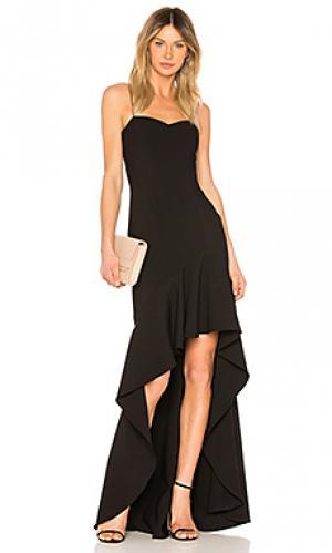 Вечернее платье vita LIKELY. Цвет: черный