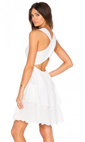 Платье san onofre Marysia Swim. Цвет: белый