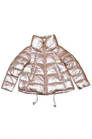 Куртка PEGGY-HO. Цвет: бронзовый