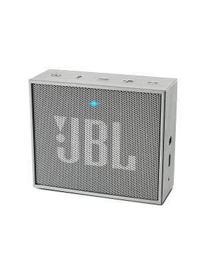 Портативная акустика  JBL Go (серая). Цвет: серый