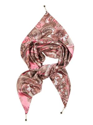 Платок женский Charmante. Цвет: розовый