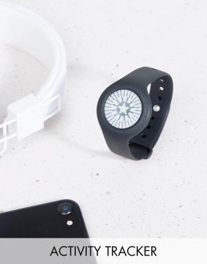 Nokia Черный фитнес-трекер WAM02. Цвет: черный
