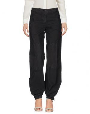 Повседневные брюки WEBER. Цвет: стальной серый