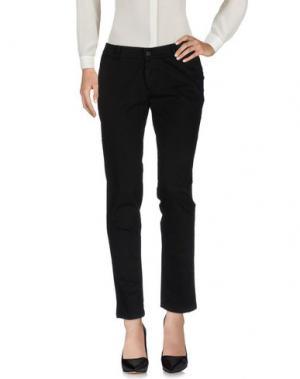 Повседневные брюки ANOTHER LABEL. Цвет: черный