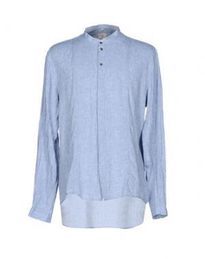 Pубашка Q1. Цвет: небесно-голубой