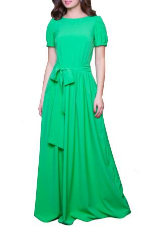 Платье Olivegrey. Цвет: нефритовый