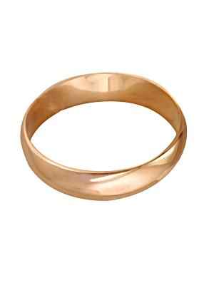 Кольцо ЭСТЕТ. Цвет: золотистый