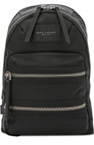 Рюкзак Nylon Biker Mini Marc Jacobs. Цвет: черный
