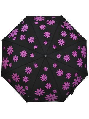Зонты H.DUE.O. Цвет: фуксия, черный