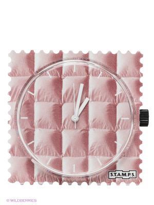 Часы S.T.A.M.P.S.. Цвет: кремовый