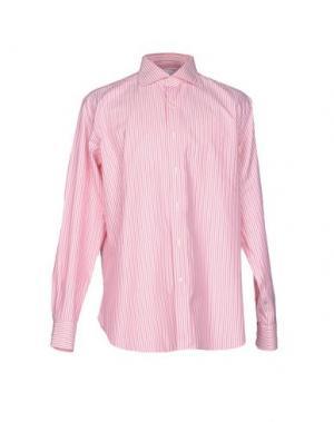 Pубашка MASTAI FERRETTI. Цвет: розовый
