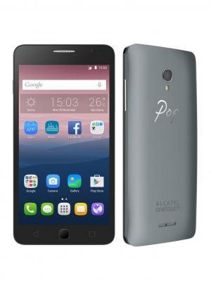 Смартфон  5070D Alcatel. Цвет: серый
