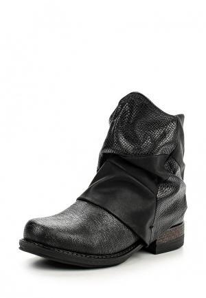 Ботинки Weide. Цвет: черный