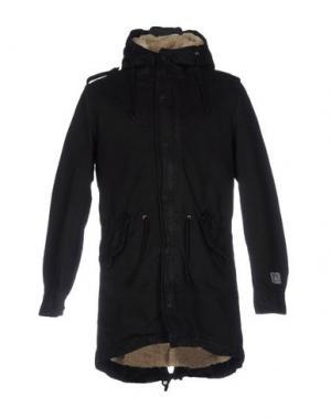 Куртка SHOESHINE. Цвет: черный