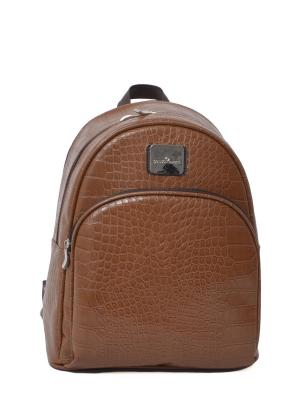 Рюкзак молодежный GOOD BAG. Цвет: рыжий