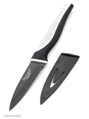 Нож Winner. Цвет: черный
