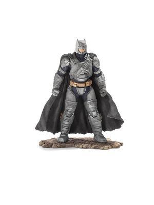 Герой комиксов, Бэтмэн (Бэтмэн и Супермэн) (прикреплён к опорной подставке) SCHLEICH. Цвет: серый