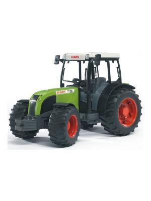 Трактор Claas Nectis 267 F Bruder. Цвет: салатовый, серый