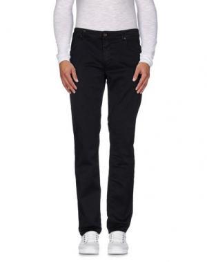 Повседневные брюки AR AND J. Цвет: темно-синий