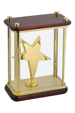 Статуэтка Звезда Linea del Tempo. Цвет: золотой