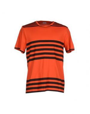Футболка DANWARD. Цвет: оранжевый