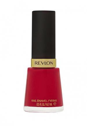 Лак для ногтей Revlon. Цвет: розовый