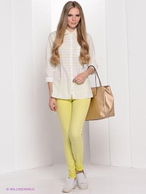 Джинсы Bogner Jeans. Цвет: салатовый