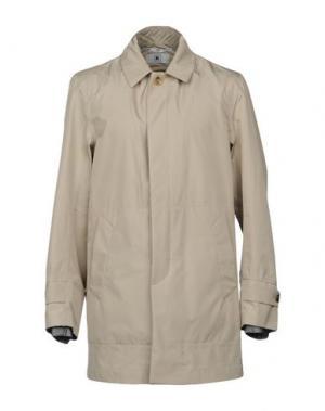 Легкое пальто KIRED. Цвет: верблюжий