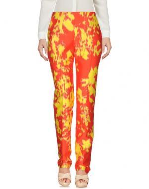 Повседневные брюки EMANUEL UNGARO. Цвет: красный