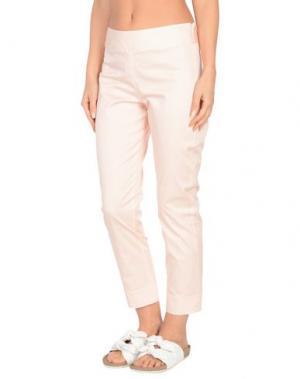 Пляжные брюки и шорты MISS NAORY. Цвет: лососево-розовый
