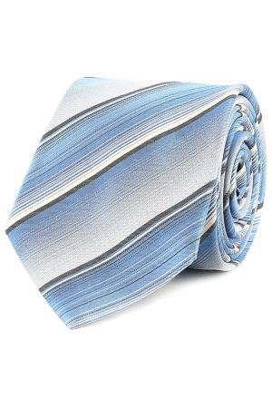 Галстук Strellson. Цвет: голубой