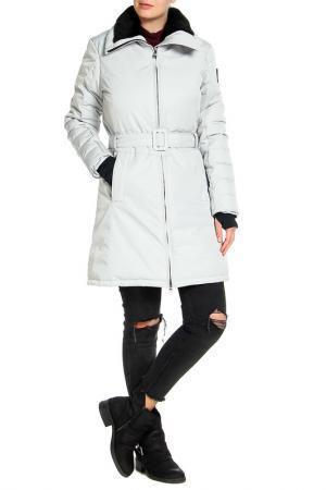Куртка Canada Goose. Цвет: серебряный
