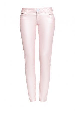 Джинсы PZ-186883 Cristina Effe. Цвет: розовый