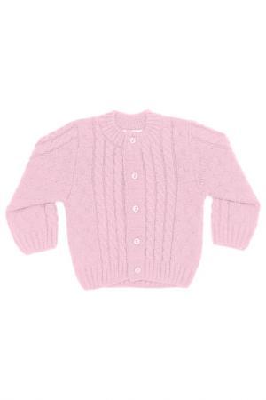 Жакет Бусинка Уси-Пуси. Цвет: розовый