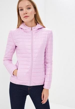 Куртка утепленная By Swan. Цвет: фиолетовый