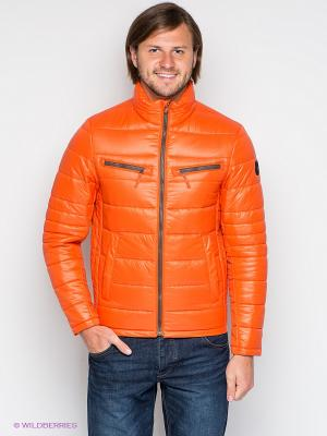 Куртка S4. Цвет: оранжевый