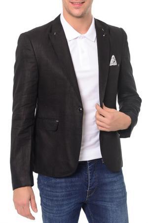 Пиджак Dewberry. Цвет: черный