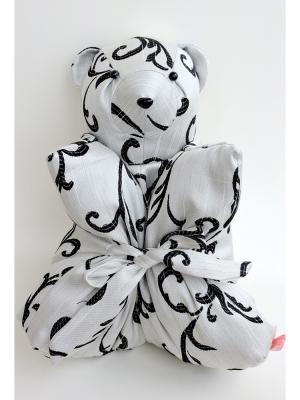 Декоративная подушка Mammi. Цвет: серый