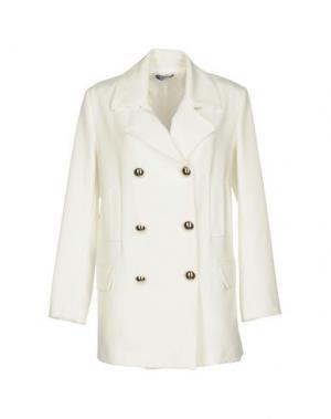 Пиджак DANIELA FARGION. Цвет: белый