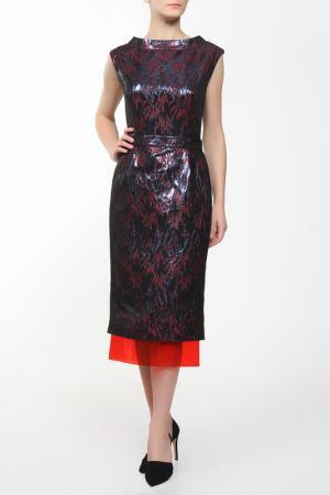 Платье Frankie Morello. Цвет: мультицвет