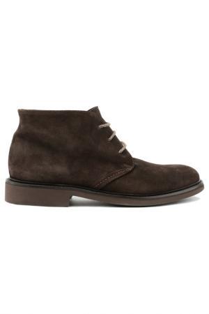 Ботинки Doucals Doucal's. Цвет: коричневый