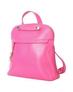 Рюкзаки и сумки на пояс FURLA. Цвет: фуксия