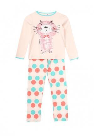 Пижама Свiтанак. Цвет: розовый