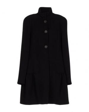 Пальто BETTY BLUE. Цвет: черный
