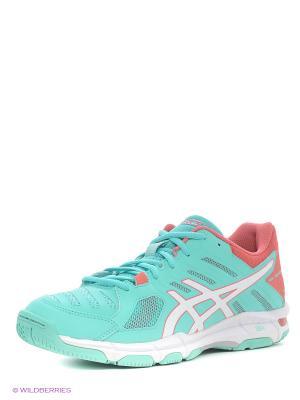 Спортивная обувь GEL-BEYOND 5 ASICS. Цвет: зеленый, белый